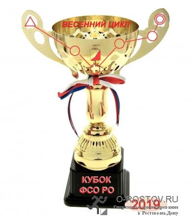 Кубок Федерации Ростовской области 2019 - Весенний Цикл