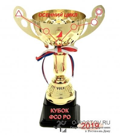 Кубок Федерации Ростовской области 2019 - Осенний Цикл