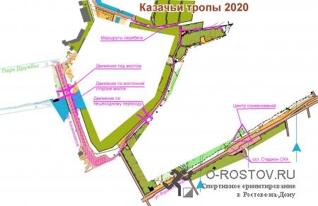 2020 Казачьи тропы 3 (СКА+Дружбы)