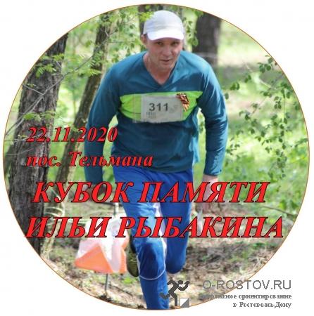 Кубок памяти Ильи Рыбакина